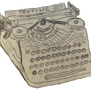 affärsidé - skriva