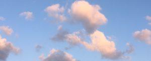 obestämbart moln