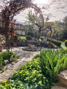 trädgård Molise